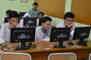 Tes TOEIC SMKN 6 Jakarta