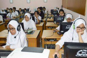 Simulasi UNBK 2017 SMK Negeri 6 Jakarta