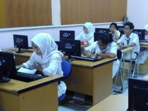 UNBK 2017 SMK Negeri 6 Jakarta