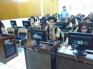 SIMULASI KE 2 TEST ON LINE SMKN6 JAKARTA