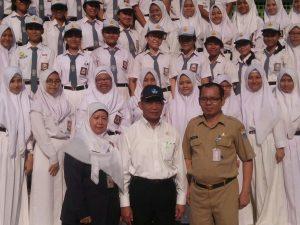 Kunjungan Bapak Menteri Pendidikan ke SMKN 6 Jakarta